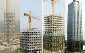 شركة صينية تبني فندقا طابق 360 ساعة يوم