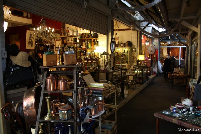 Le blog de clementine balade paris janvier 2012 march aux puces st ouen - Marche au puce paris vetement ...
