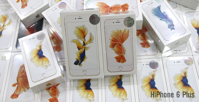 Giới trẻ với trào lưu sử dụng HiPhone 6s Plus Rose