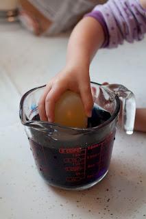 Coloring Naked Egg Osmosis