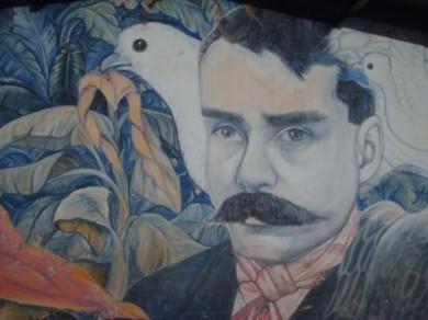 Metodologias para el aprendizaje de historia for Emiliano zapata mural