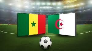 مباراة الجزائر والسنغال