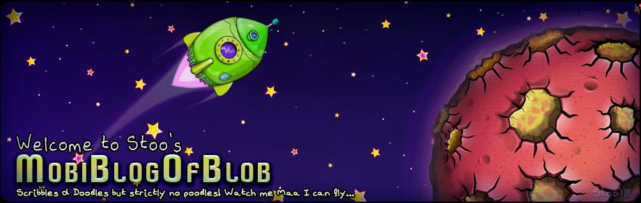 Stoo's MobiBlogOfBlob