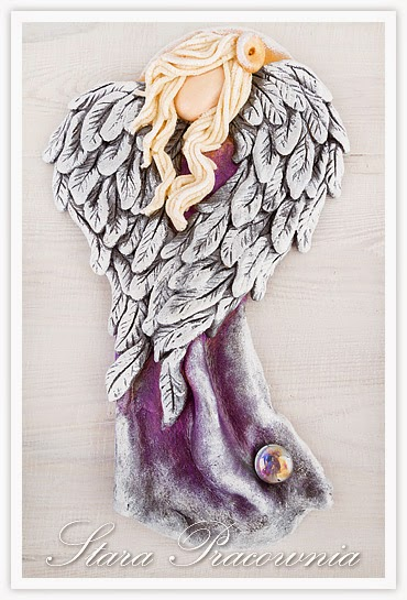 angel hand craft