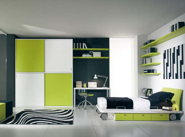 The Furniture Today: Zebra Bedroom Ideas