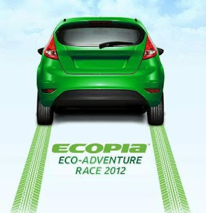 My Ecopia Race & Driving Segway