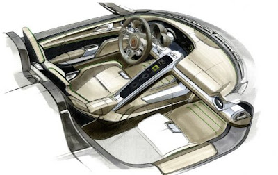 2012 Porsche 918 Spyder