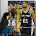 Tim Duncan Height - How Tall
