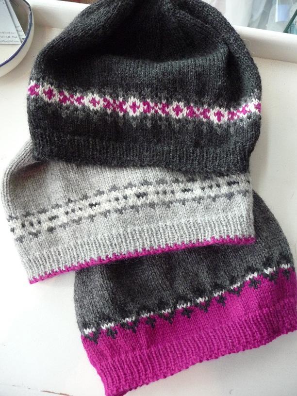 close knit: Fair Isle Fun
