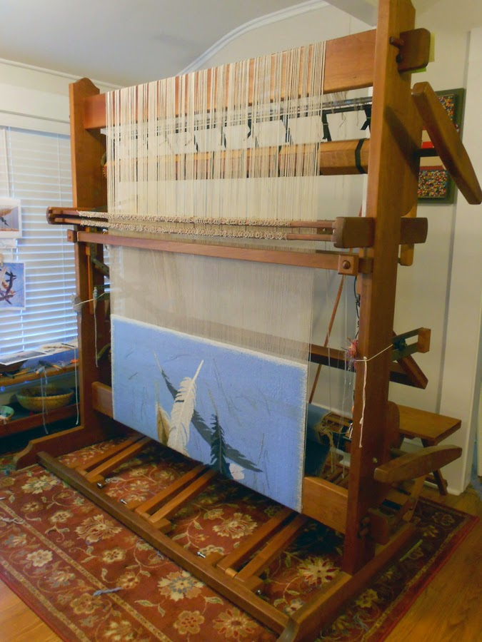 Rebecca Mezoff, Tapestry Artist: Which tapestry loom is right for me