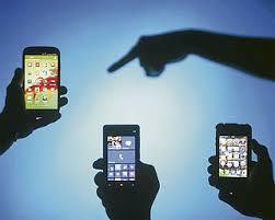 skrin iphone lebar
