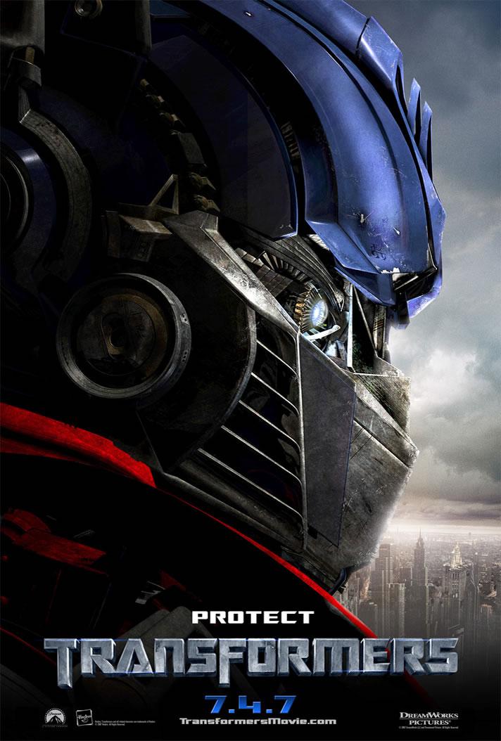 Transformers 1 Optimus Prime Movie