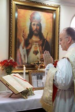 Locais de Missas Tridentinas no Brasil