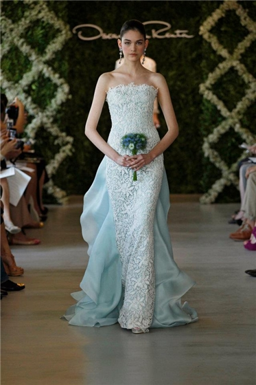 Wedding Lady: Oscar De La Renta Bridal 2013