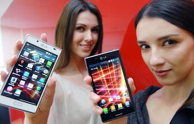 LG Optimus L7, LG Optimus 2X, Android 4.0
