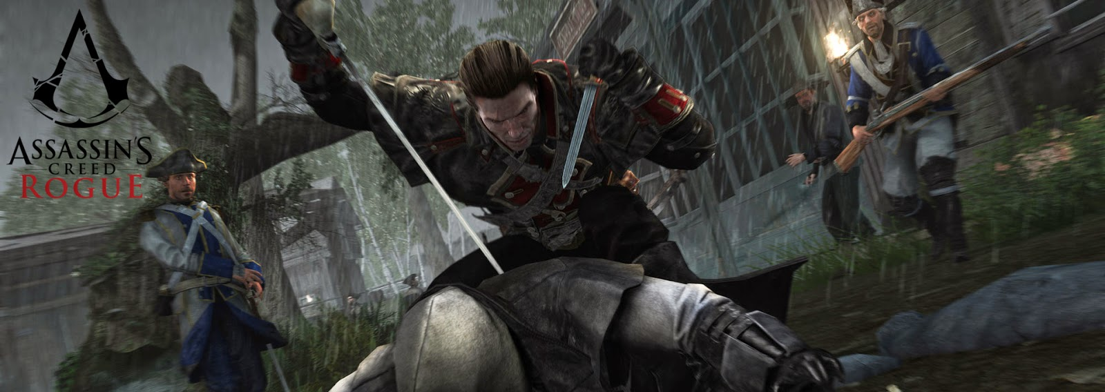 Assassin's Creed Rogue: First Look