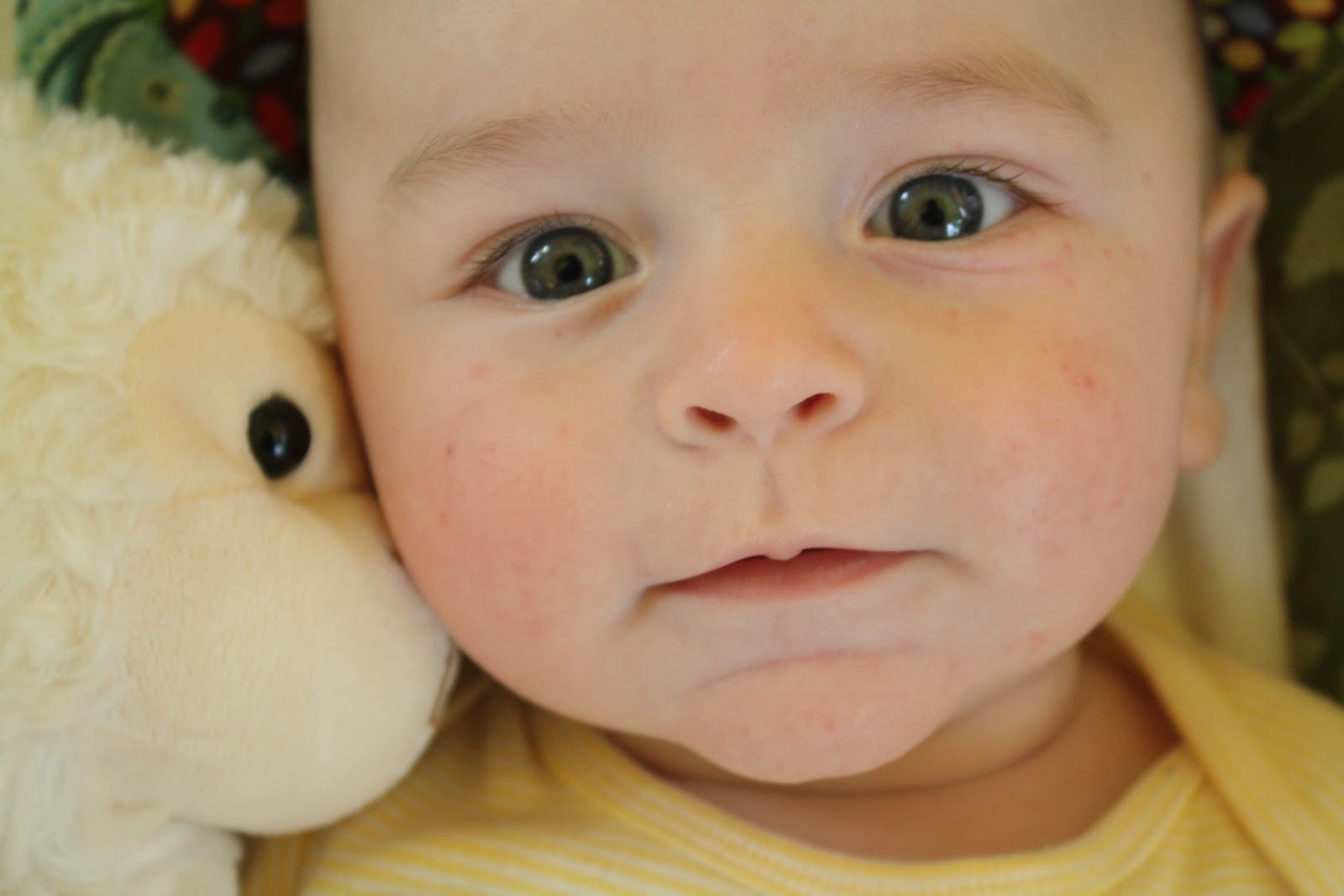 Cute Baby Boy With Green Eyes Tumblr | www.pixshark.com ...