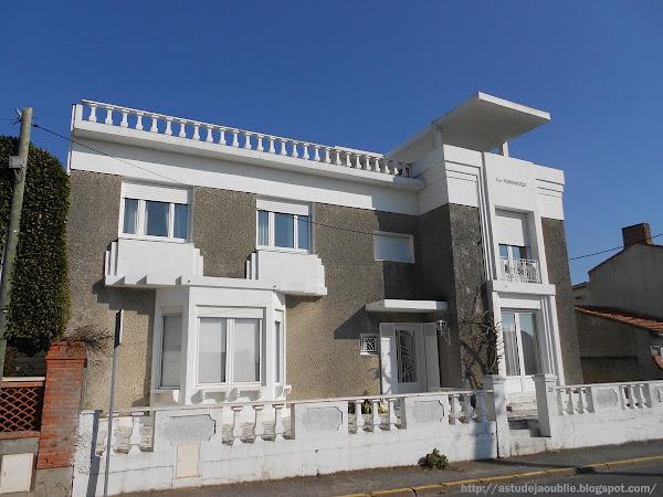 La Bernerie-en-Retz - Maison privée Art Deco - La Farandole