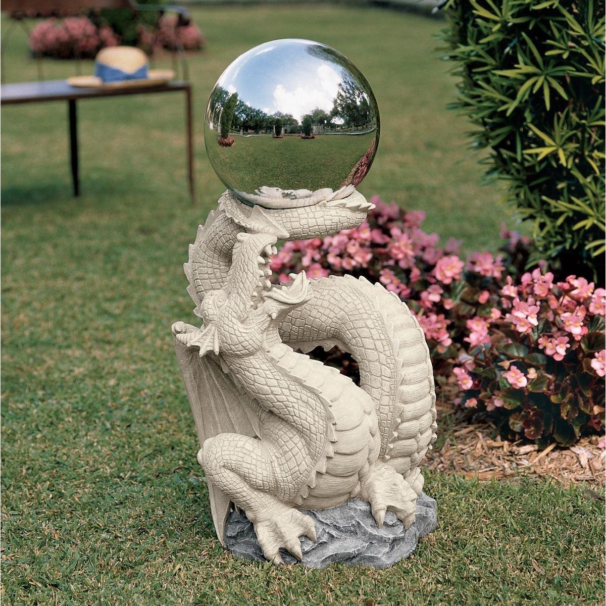Gargoyle Garden Statues Dragon Gargoyles
