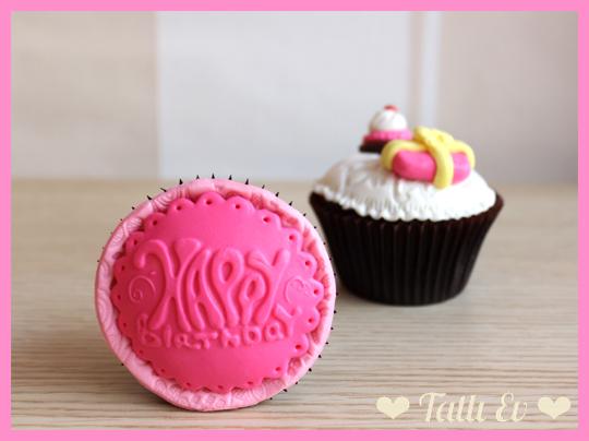 doğumgünü cupcakeleri hediye cupcake kutlama