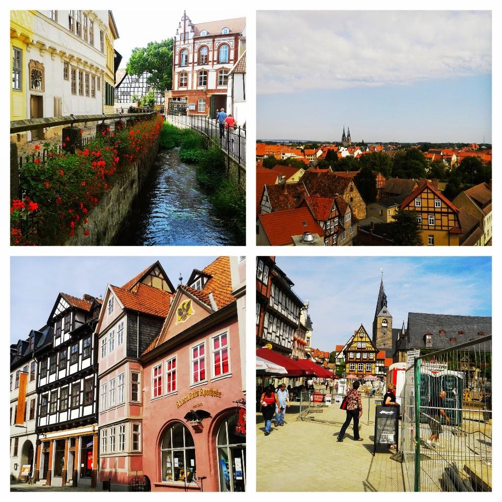 Quedlinburg Alemania