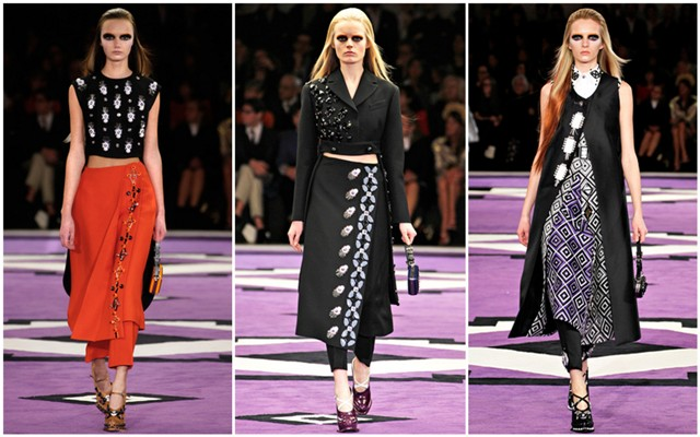 prada AW 2012-2013 GT FASHION DIARY