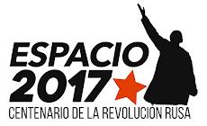 Web de Espacio 2017. Centenario de la Revolución Soviética
