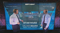 Jon Gruden on the A-11 Star Wars Offense