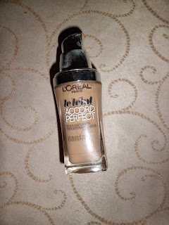 Accord Perfect L'oreal