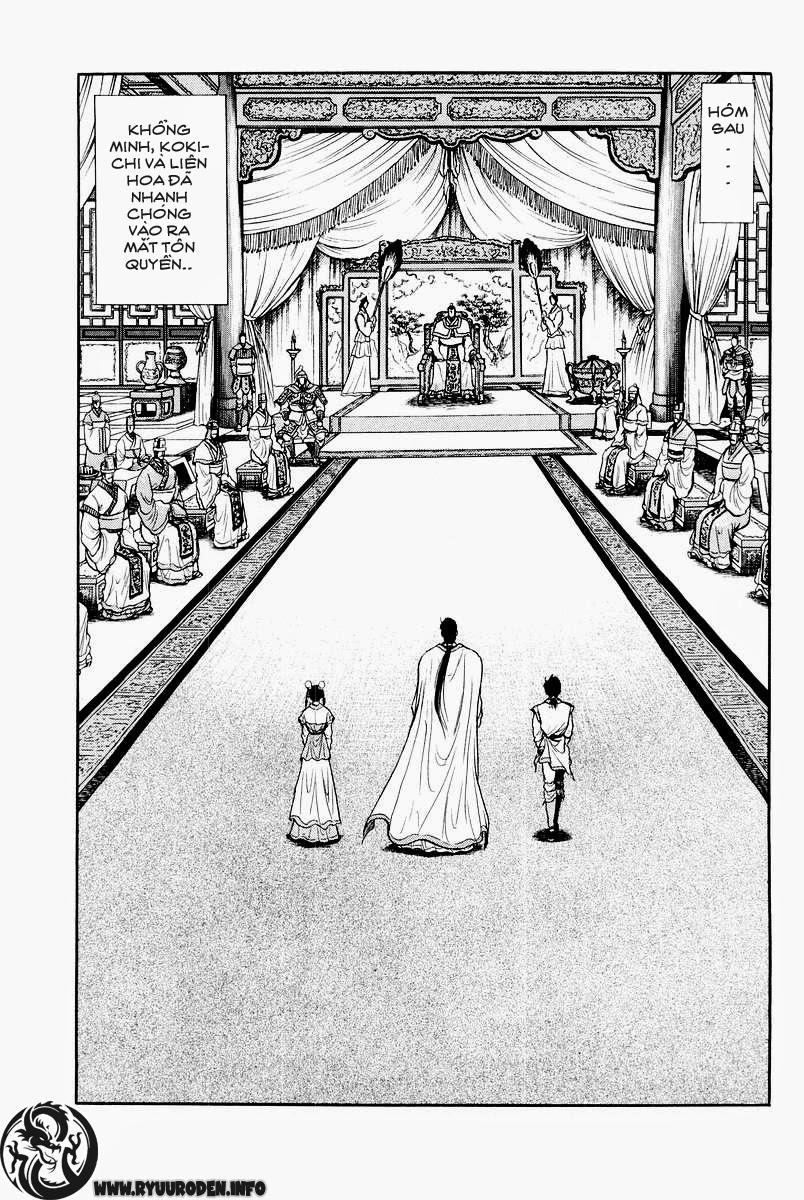 Chú Bé Rồng - Ryuuroden chap 30 - Trang 37