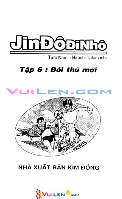 Jindodinho - Đường Dẫn Đến Khung Thành III  Tập 6 page 1 Congtruyen24h