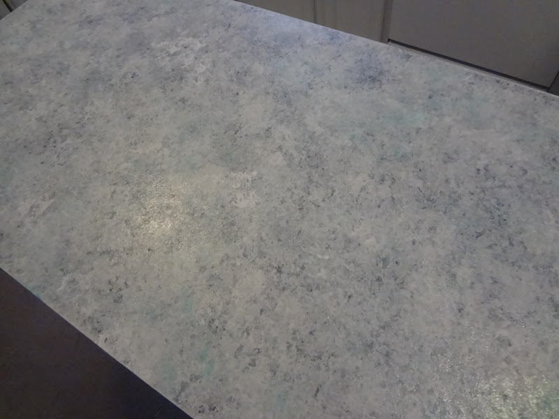 Giani Granite Countertop Paint Colors : Not So Shabby - Shabby Chic: Giani Granite Countertop Paint