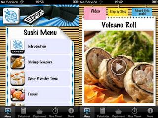 Teach Me Sushi Expert iPhone app released