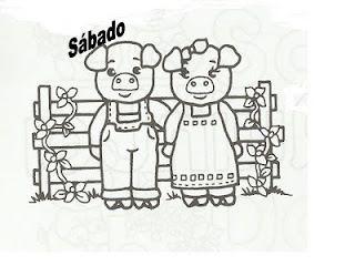 casal de porquinhos