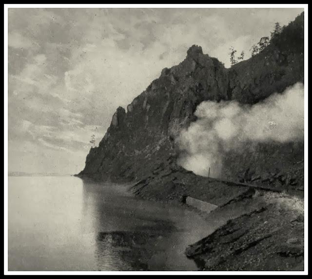 legión checoslovaca, guerra civil rusa, tren transisberiano lago baikal