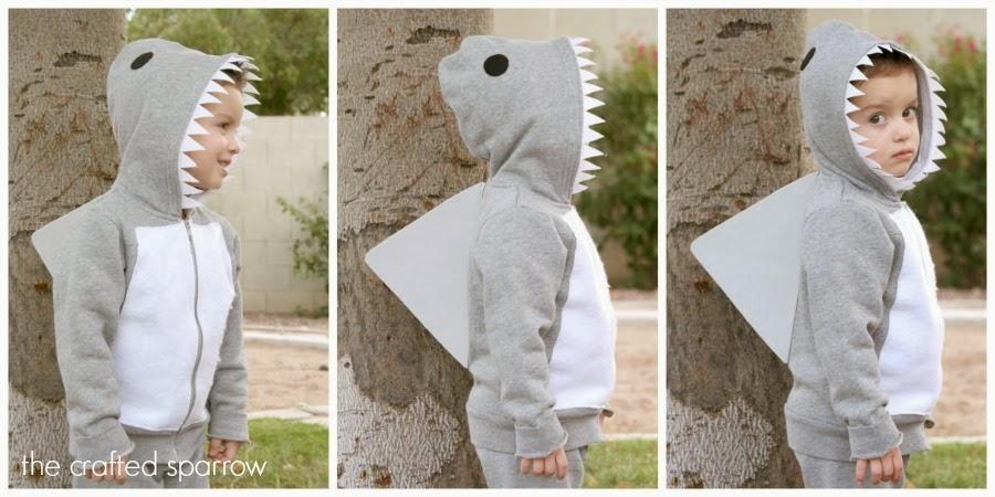 DIY-Scuba-Diver-u0026-Shark-Costume ... & DIY Scuba Diver u0026 Shark Costumes