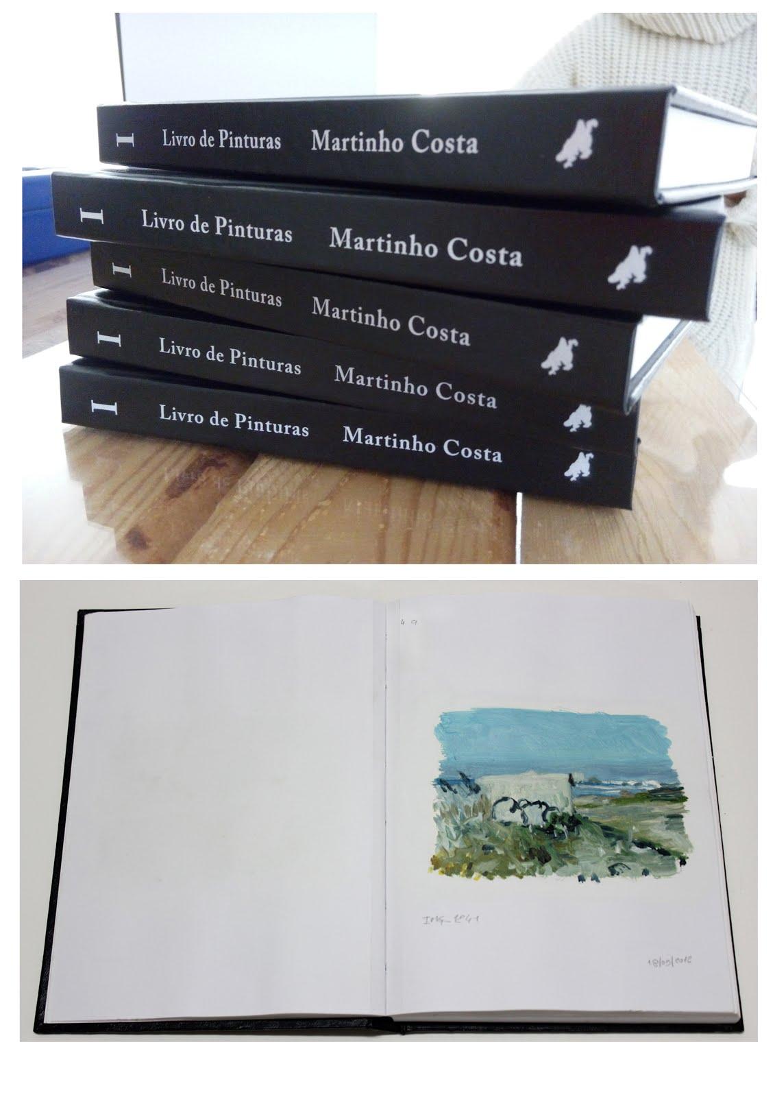 Livro de Pinturas I