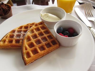 Breakfast at Ritz Tokyo