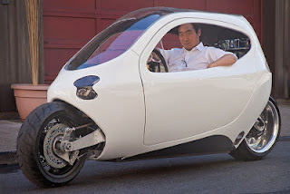 Kendaraan Masa Depan Gabungan Mobil Dan Motor dari daniel maulana