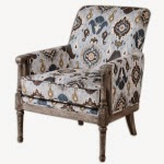 Accent Furniture   Arm chairs, end tables, curio cabinets, etagere, desks, home bar furniture