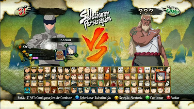 Play Game Naruto Shipudden Ninja Strom 3 full burst
