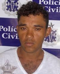 Rogério foi preso após matar  irmão (Foto:Polícia Civil)