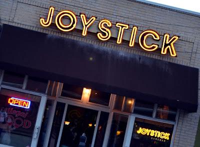 MODA at Joystick