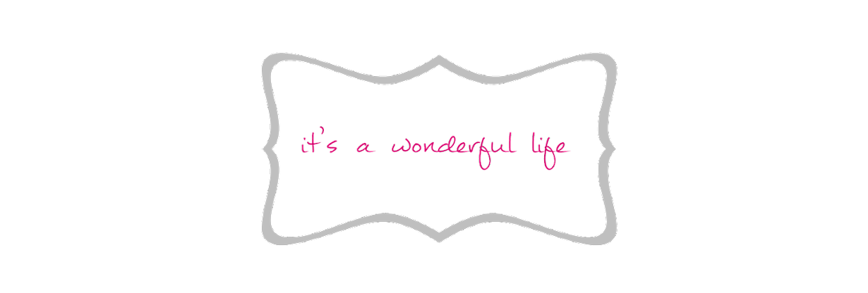 *It's A Wonderful Life*
