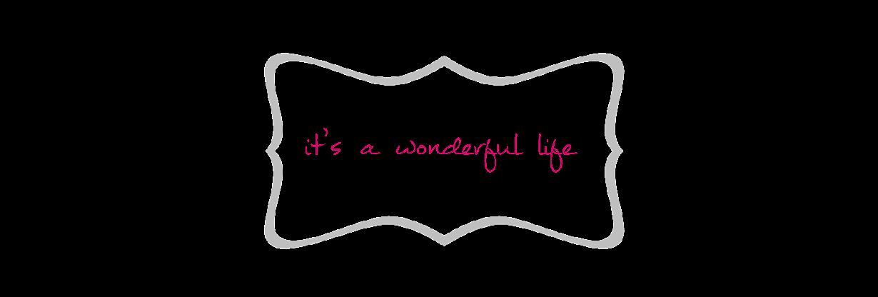 *It's A Wonderful Life*