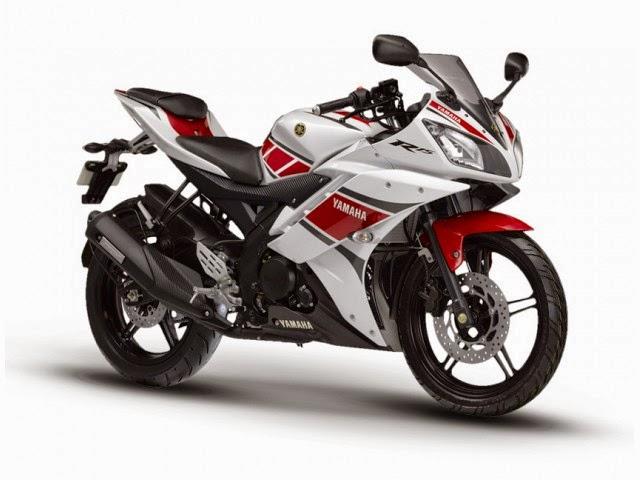 Harga Dan Spesifikasi Motor Sport Yamaha R15 150cc 2014