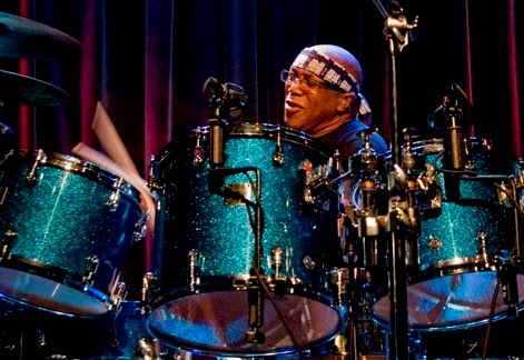 Il batterista americano Billy Cobham torna in Italia