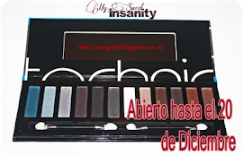 Sorteo de una paleta Technic de 12 sombras!