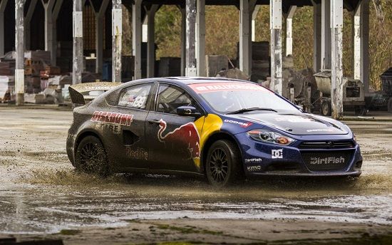 Dodge Dart GRC