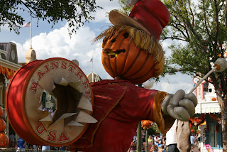 Main Street Pumpkin